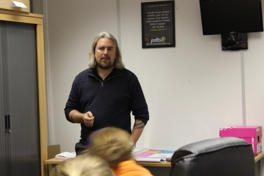 Director Ian White